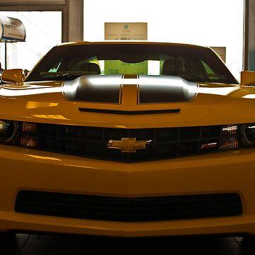 2010 Transformer Edition Camaro  by MattHutzell