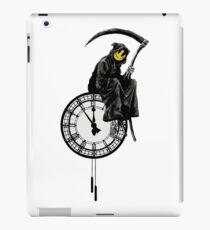 Vinilo o funda para iPad banksy - grin reaper