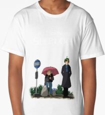 My Neighbor Sherlock Long T-Shirt