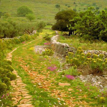 Greek Path by tnelson612