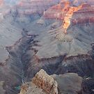The Grand Canyon South Rim Series - Pima Point - 3 ©  by © Hany G. Jadaa © Prince John Photography