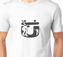"""Push"" Design 1 Unisex T-Shirt"