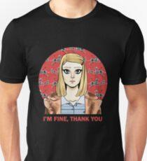 Estoy bien gracias. Camiseta unisex