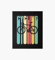 Cycling Retro Design - Cycling Art Board