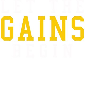 Gains Training Increases Fitness by 4tomic