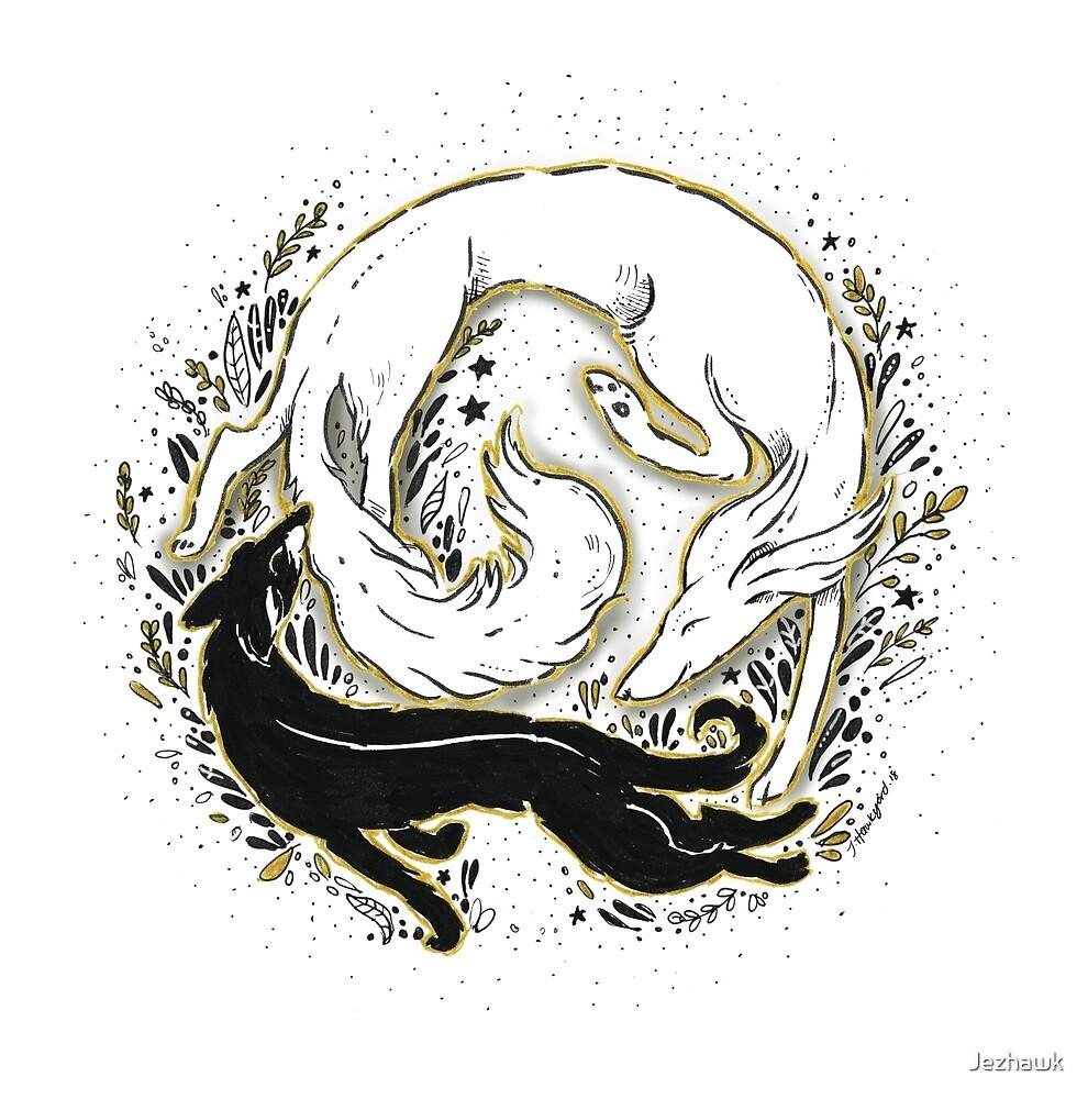 Yin Yang by Jezhawk