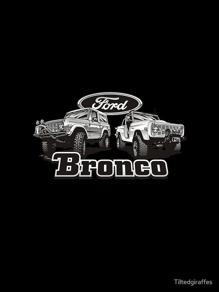 Bronco II von Tiltedgiraffes