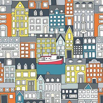 Copenhagen by scrummy