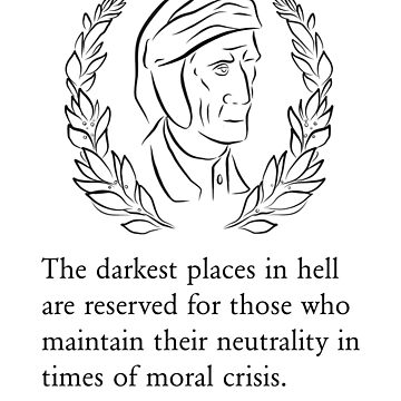 Dante Quote, The Divine Comedy, Inferno, Canto 3 by brodyquixote