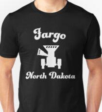 Fargo, North Dakota; the woodchipper. Unisex T-Shirt