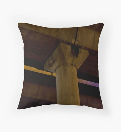 Pillar & Capitol Throw Pillow