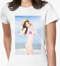 Vacation Women's Fitted T-Shirt