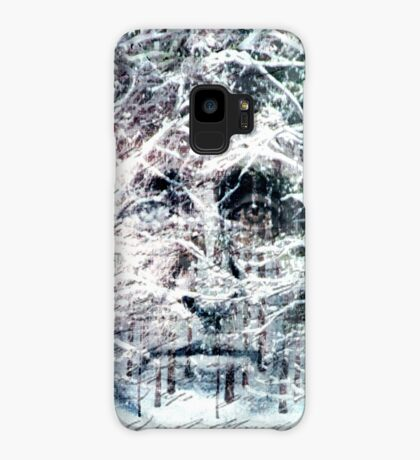 I Went to the Woods Case/Skin for Samsung Galaxy