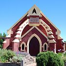 Jubilee Primitive Methodist Church, Victoria by Clare McClelland