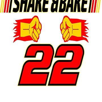 Shake and Bake #22 by JbandFKllc