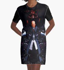 Dark Master Graphic T-Shirt Dress