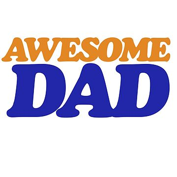Awesome dad by Boogiemonst