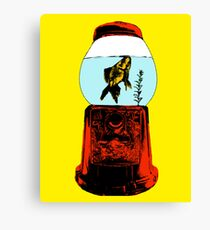 Andy Gumball Canvas Print