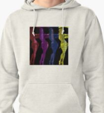 Babes on Blotters: Unlock Your Mind Pullover Hoodie