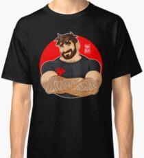 ADAM LIKES CROSSING ARMS Classic T-Shirt