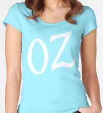 Oz T-Shirt Women's Fitted Scoop T-Shirt