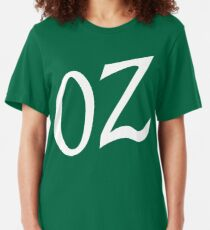 Oz T-Shirt Slim Fit T-Shirt