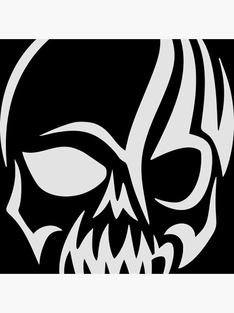 Skull - Day of the Dead von DeezShirtz24