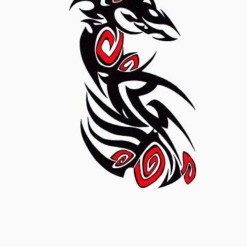Dragon by diktattoor