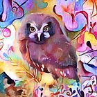 Owl See You by Bunny Clarke