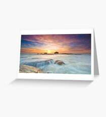 Redgate Beach South West WA Greeting Card