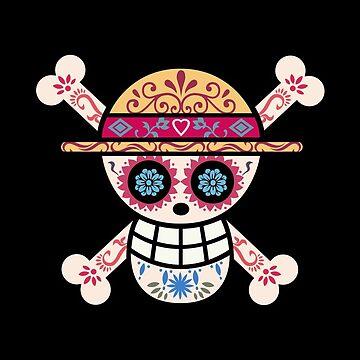 El Dia de Los Pirates (Cool Colors Version) by VanHand