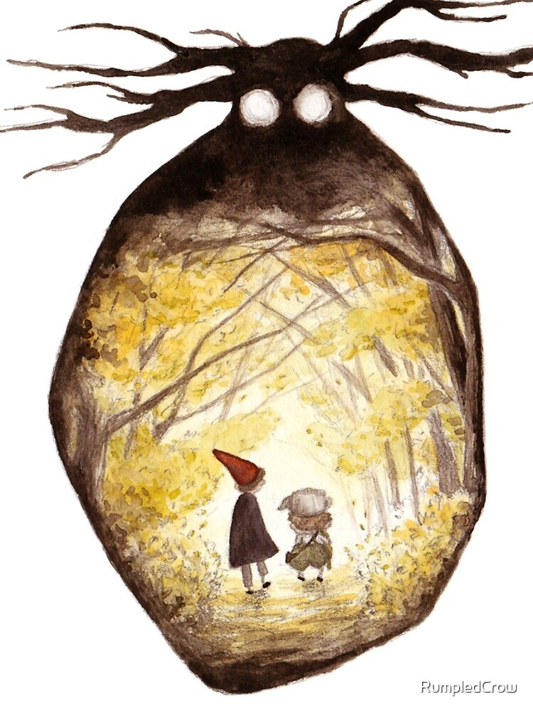 Wirt and Greg - Over the Garden Wall - otgw by RumpledCrow