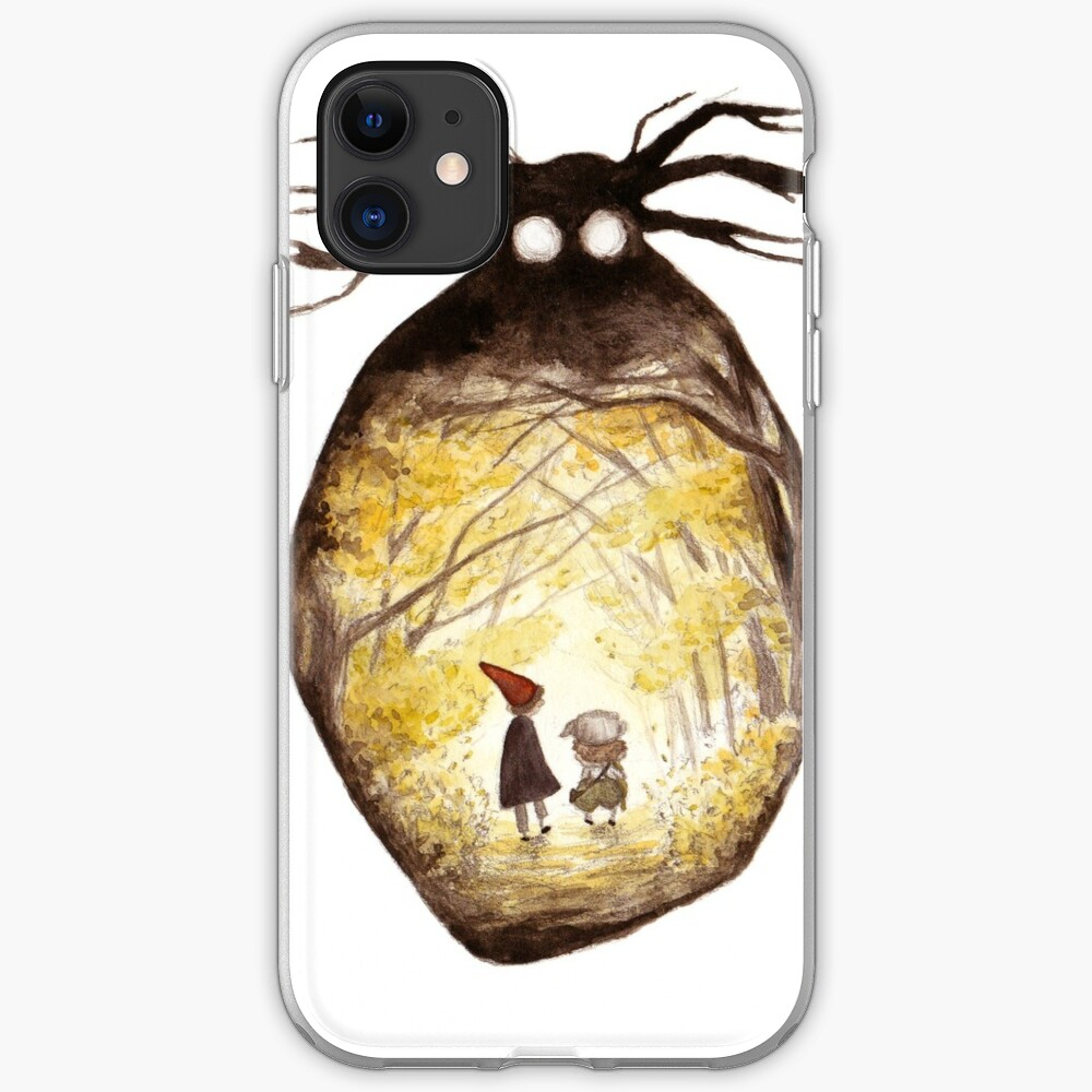 Wirt and Greg - Over the Garden Wall - otgw iPhone Case & Cover