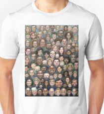 Faces of Humanity T-Shirt