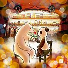It All Starts Now by Panda And Polar Bear