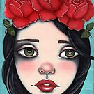 Red Rose by LeaBarozzi