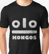 Camiseta unisex KONGOS