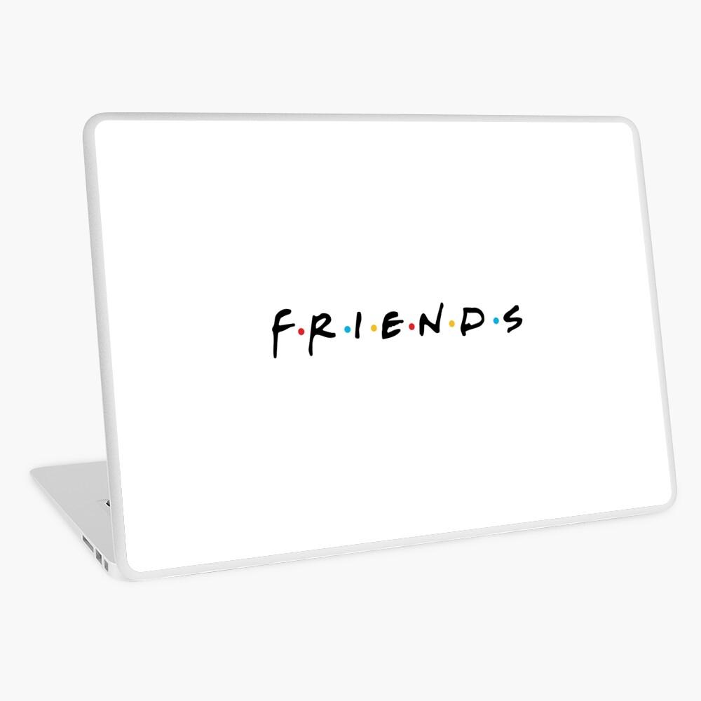 friends Laptop Skin