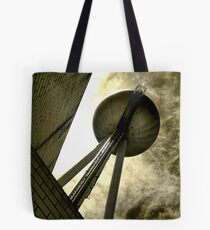 Tripods - The Invasion Begins Tote Bag