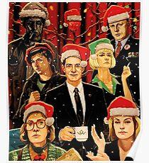 Twin Peaks Xmas Poster