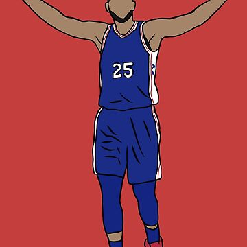 Ben Simmons Embrace The Crowd by RatTrapTees