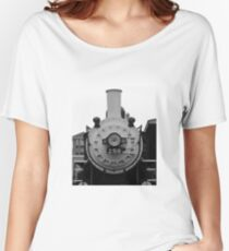 Front of Train Women's Relaxed Fit T-Shirt