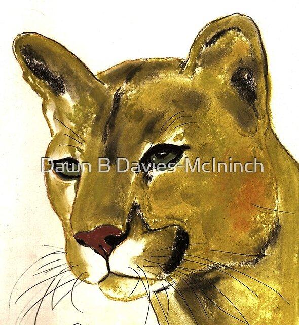 Wildcat by Dawn B Davies-McIninch