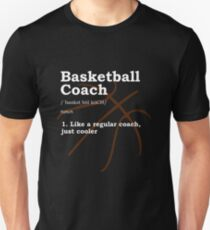 Basketball Coach Gift Unisex T-Shirt