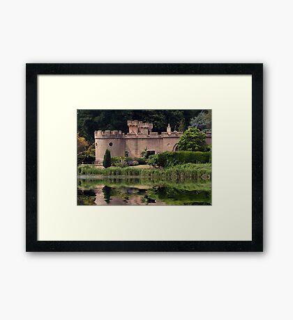 An Englishmans Home - Newstead Abbey Framed Print