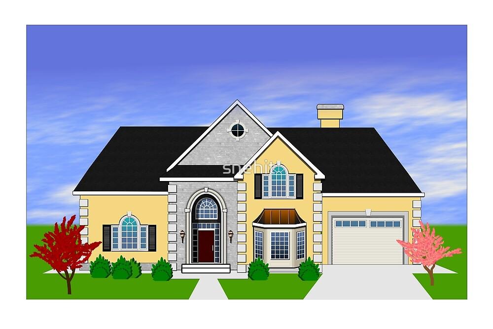 Home rendering by snehit