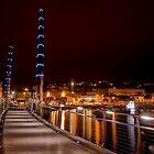 Torquay Hafen Lichter von Jay Lethbridge