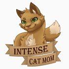 «Mamá Gato Intenso - Gatos Guerreros: Vuelo Ardilla» de Kara Hatton