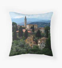 Toscana Hills Throw Pillow