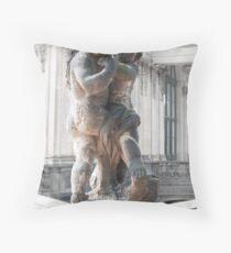 Sensual angels Throw Pillow